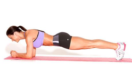 plank-excersice